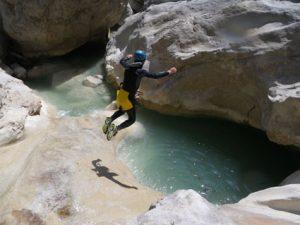 Canyon06-canyoning in riolan-nice-cote-azur