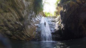 Canyoning Bollène Vésubie Nice