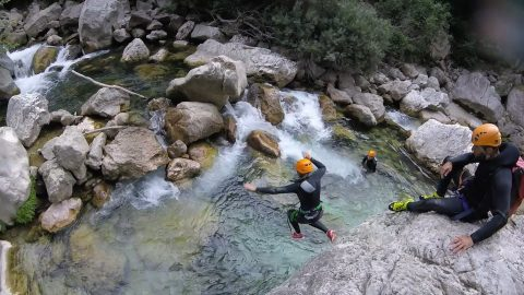 Aquatic kike in Nice- french riviera - Canyon06