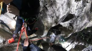 How to organize your canyoning outing in the Alpes Maritimes