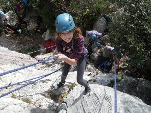 Rock climbing in Les Surplombs-La Turbie-Nice-06
