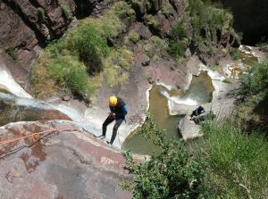 special provisions related to covid-19 concerning canyoning, via ferrata and rock climbing outings